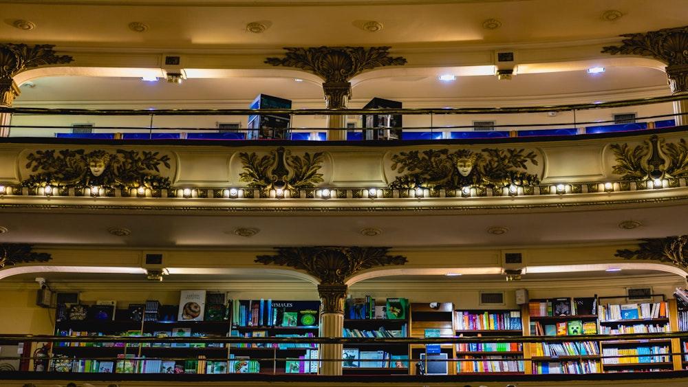 El Ateneo Grand Splendid in Buenos Aires