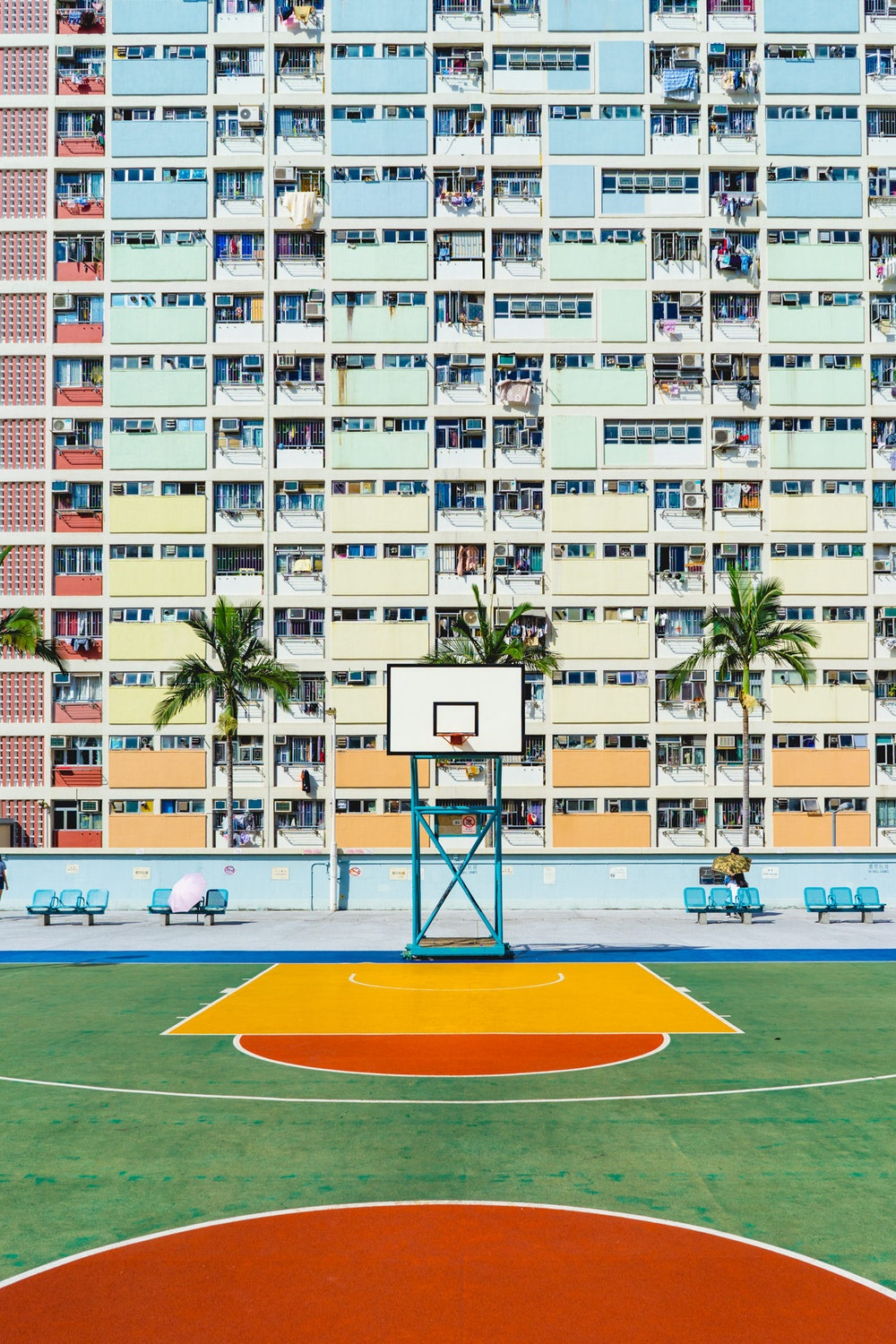 Hong Kong image from Choi Hung Rainbow Estate