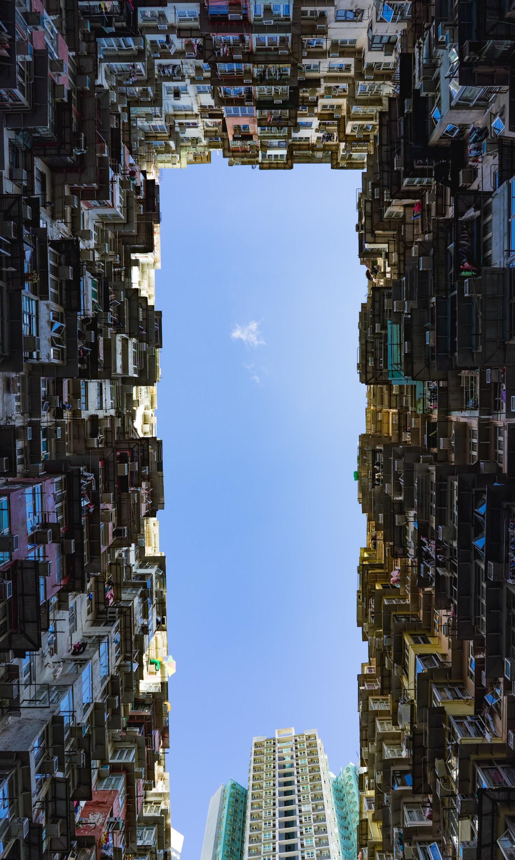 Hong Kong image from Montane Mansion