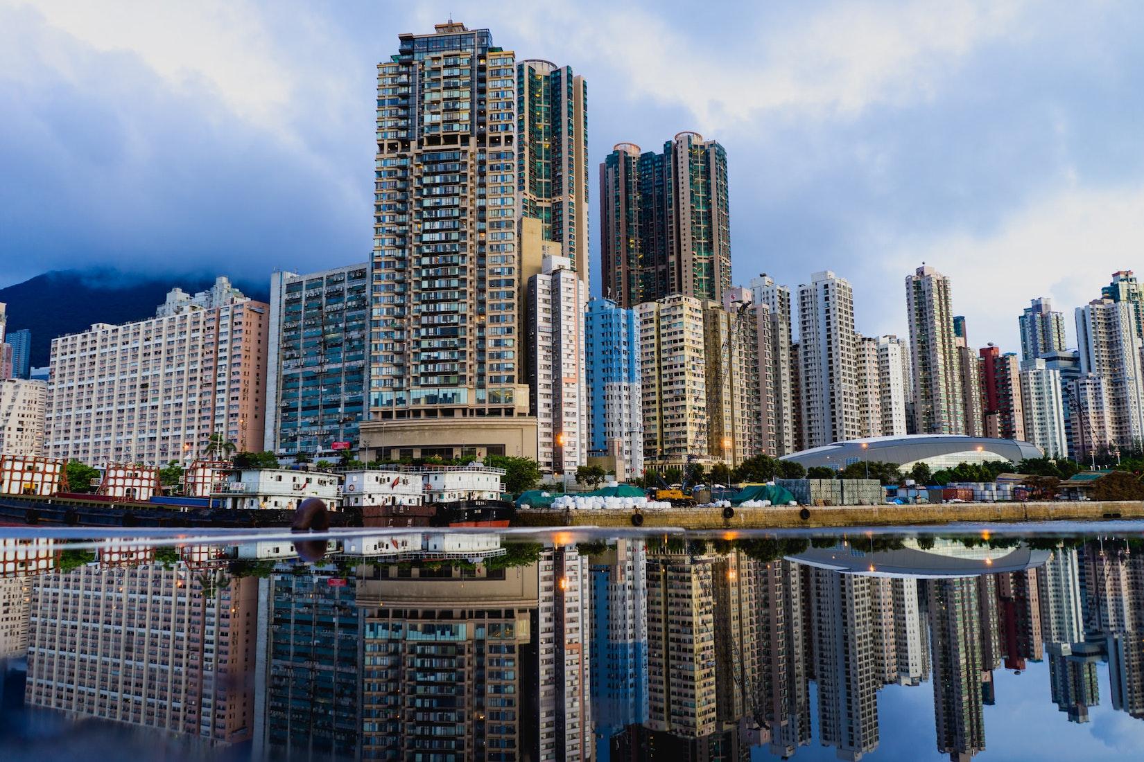 Hong Kong image from Sai Wan aka Instagram Pier