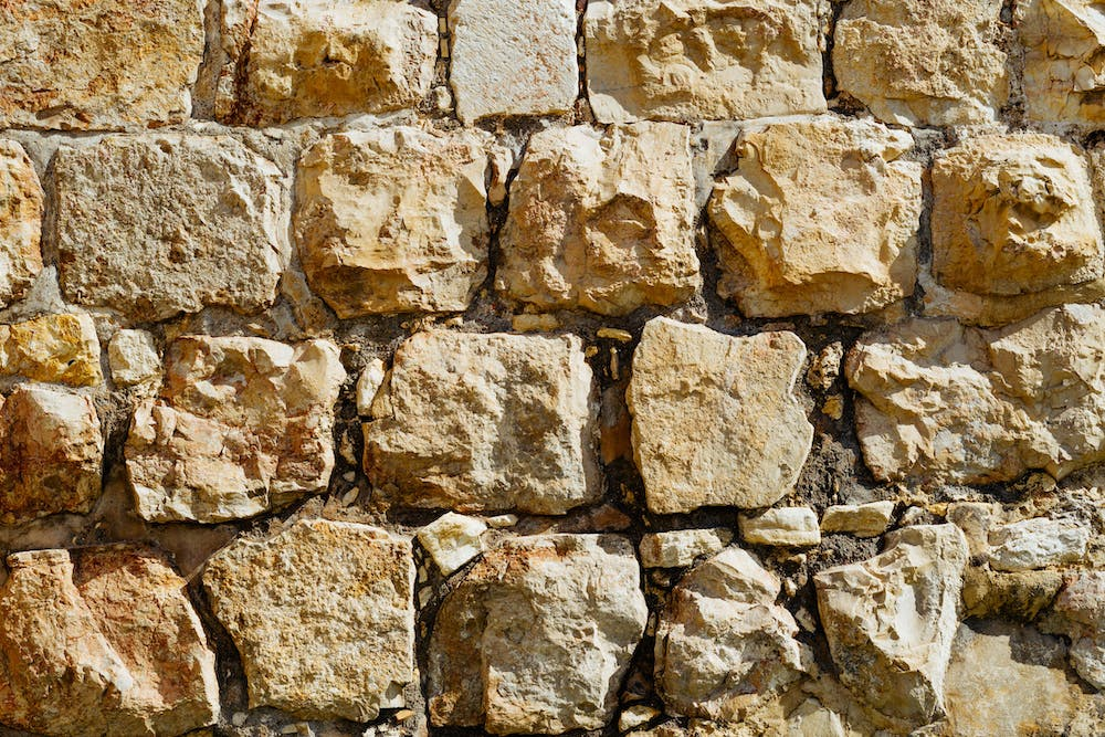 What does jerusalem stone look like israel