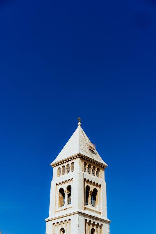 Beyaz taş, Kudüs'ün eski kentinin Ermeni eski mahallesindeki bir kilisenin tepesini işaret etti.