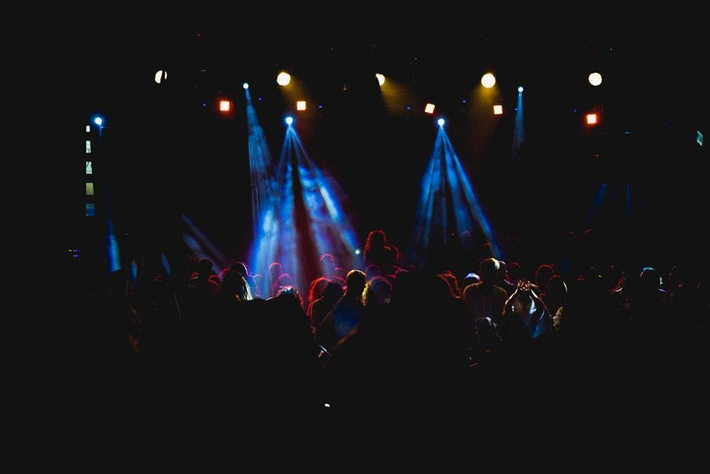 Orot performing at Abraham Hostel in Tel Aviv
