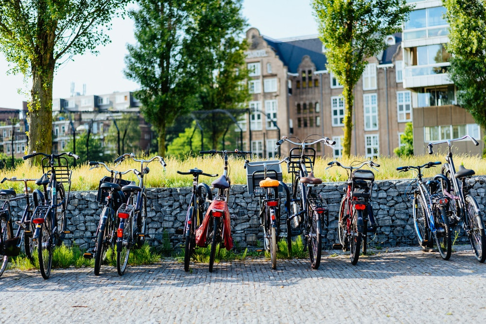 What's faster than walking, more eco-friendly than driving and more efficient than skateboarding? The answer is bicycling, and the Dutch know how to do it...really well.