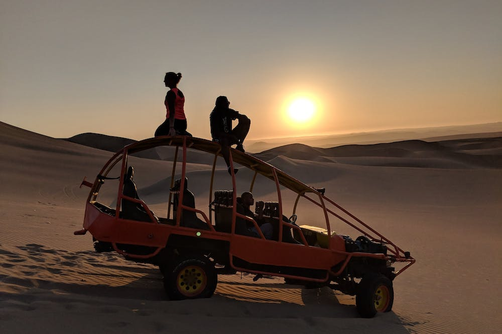 Cover image for How to Go Sandboarding in Peru. Read more by visiting the article!