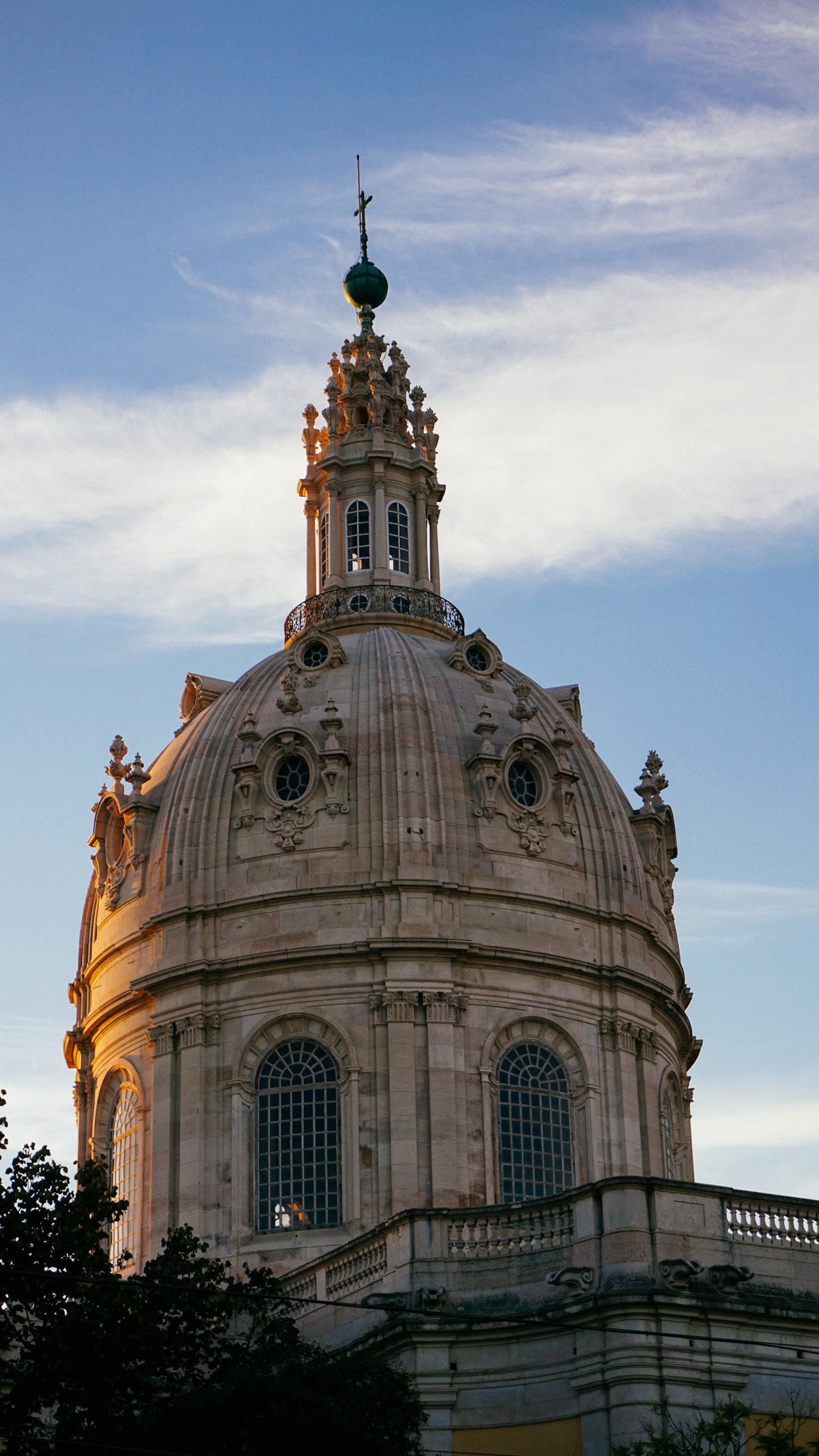 Basilica da Estrela in Lisbon