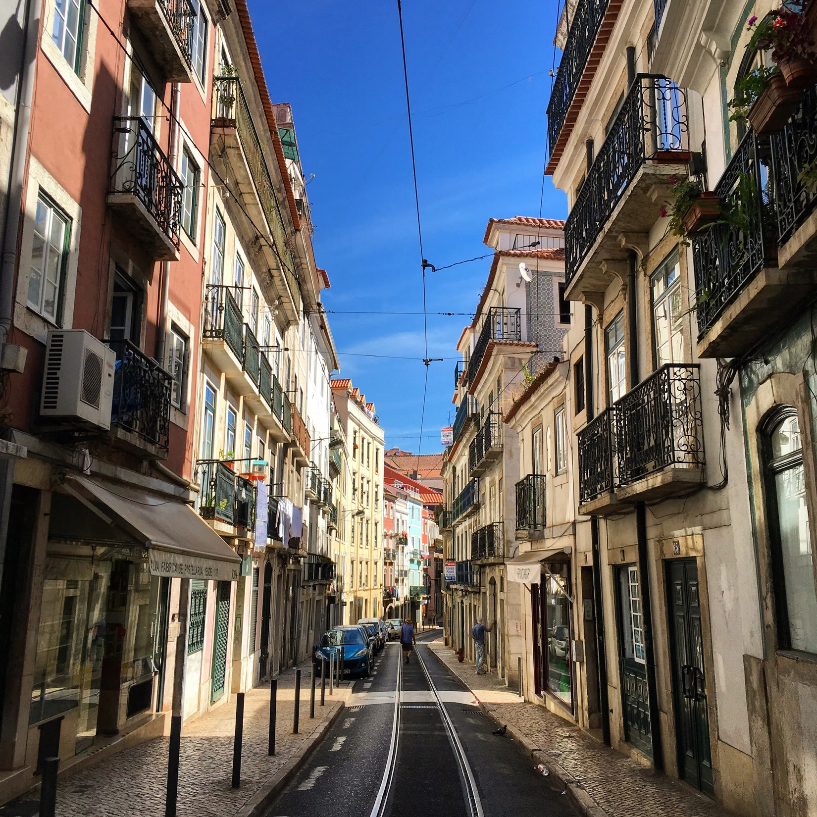 Perspectives from Bairro Alto