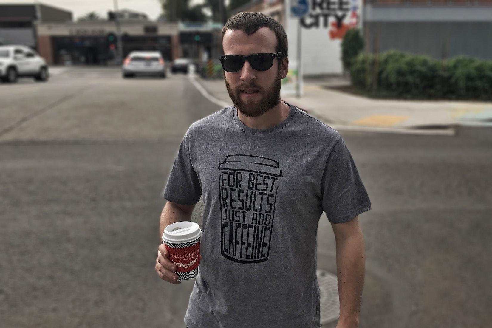Adam's Coffee: Exploring Travel through Coffee