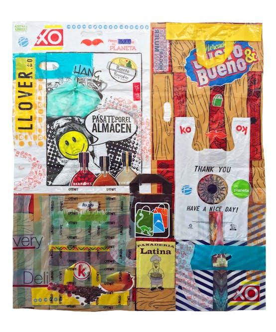 Ariela Kader: Turning Travel Trash Into Art