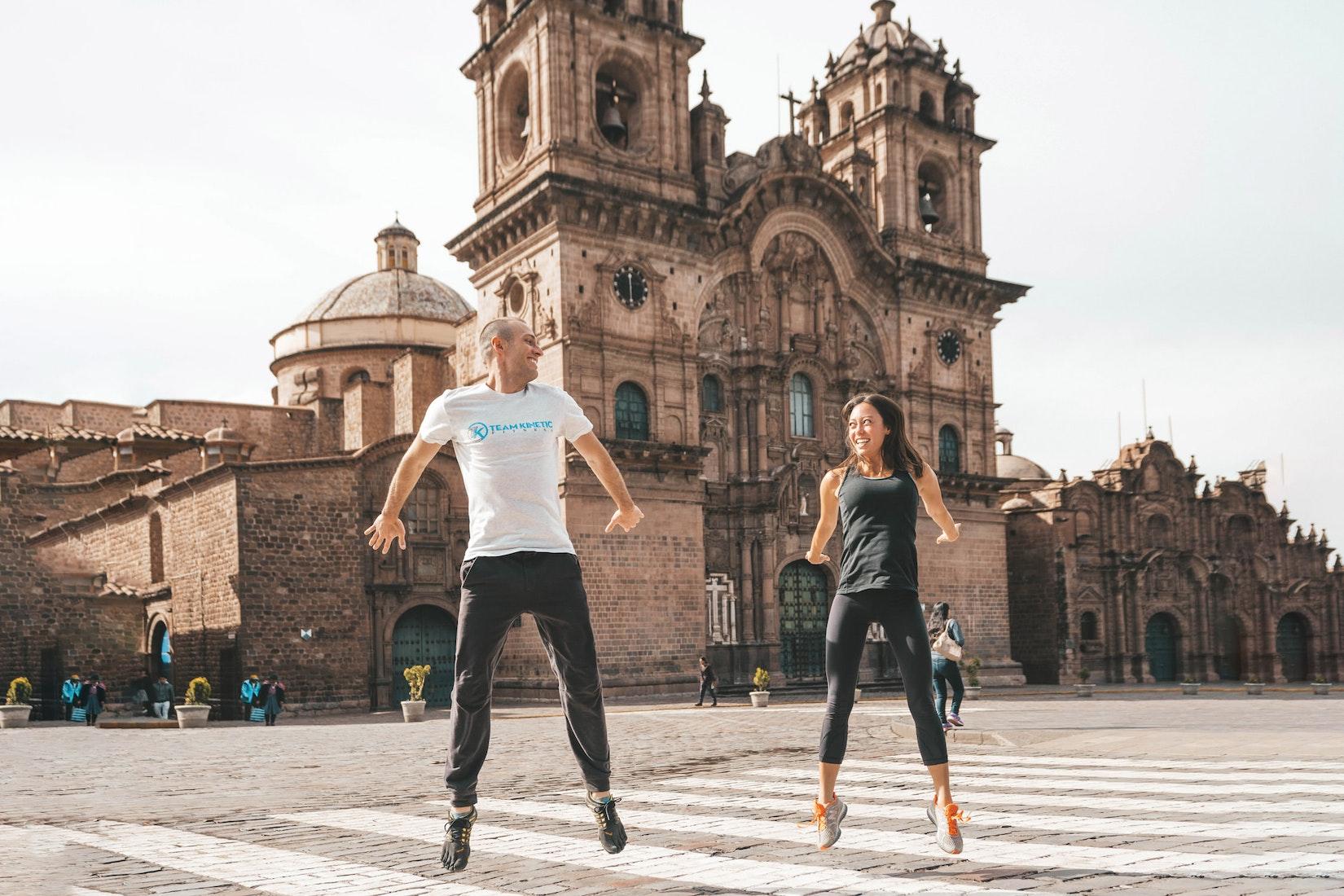 Ryan & Alex Duo Life: Couple Travel and Fitness Motivators