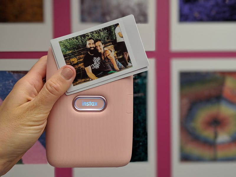 Fujifilm Instax Mini Link Smartphone Printer NYC Launch Event