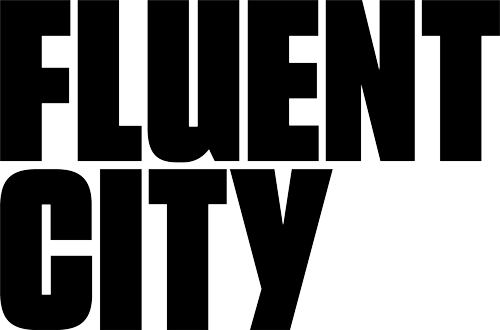 Taking Language classes with Fluent City logo