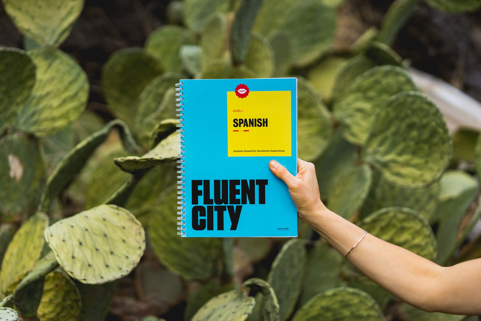 Fluent City Spanish 2 book