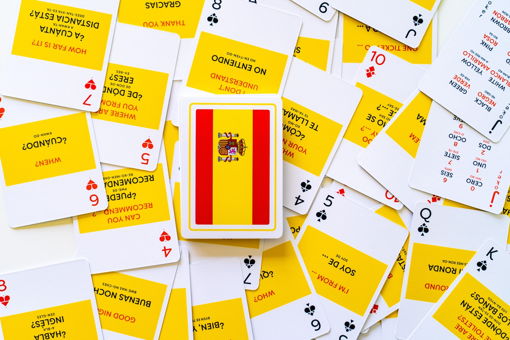 Lingo cards
