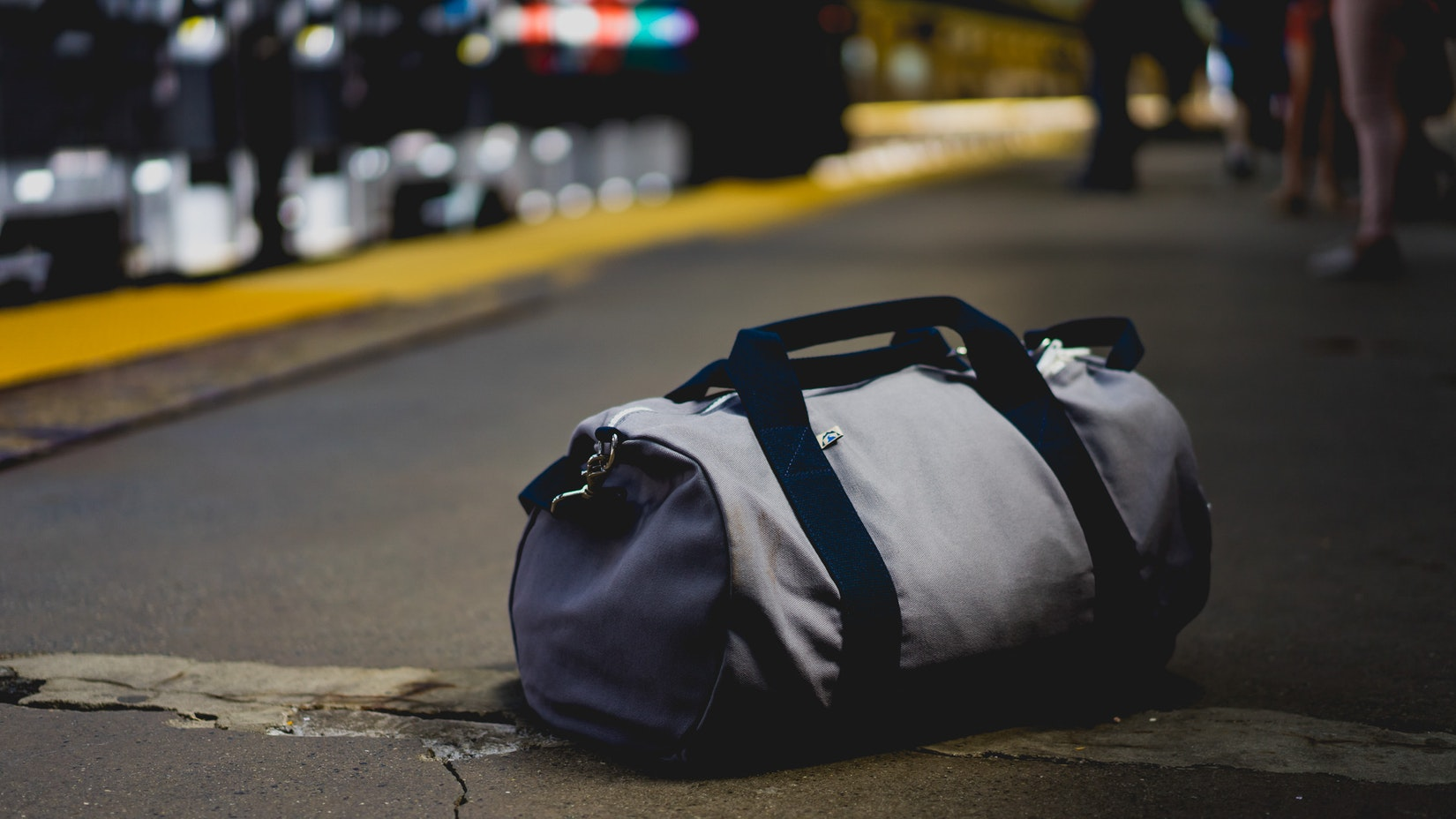 Hudson Sutler duffle bag