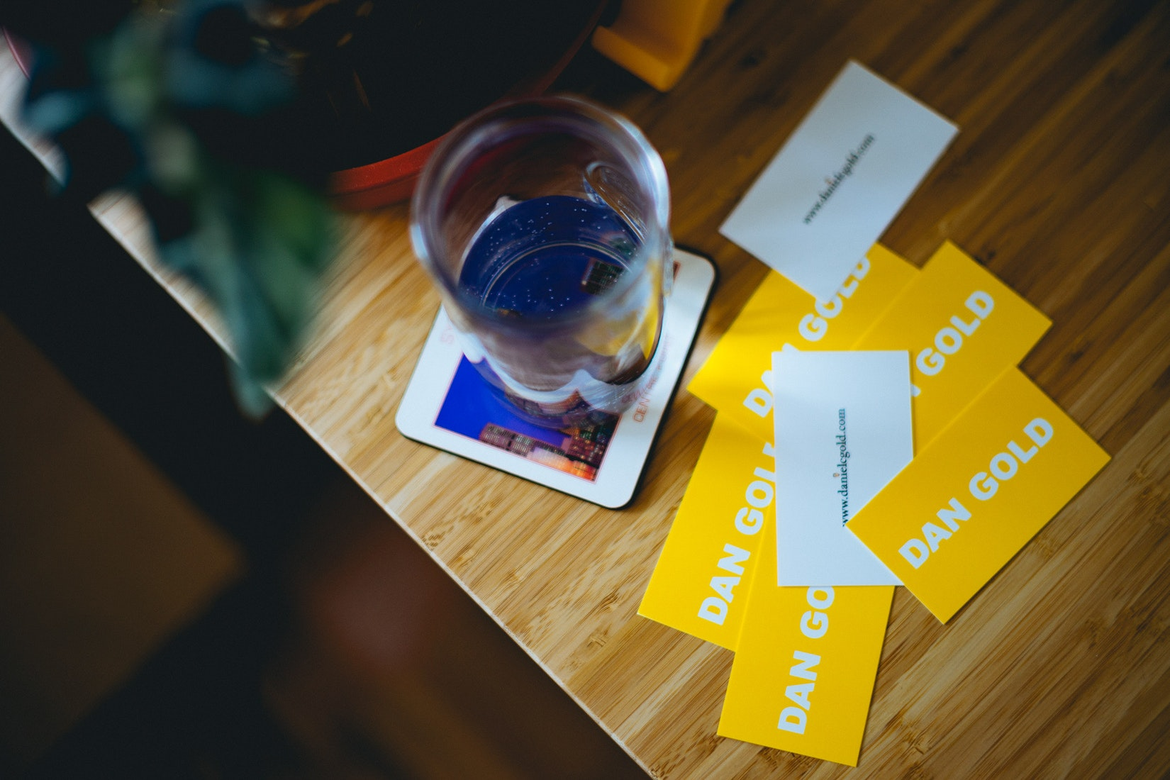 Business cards by 4x6