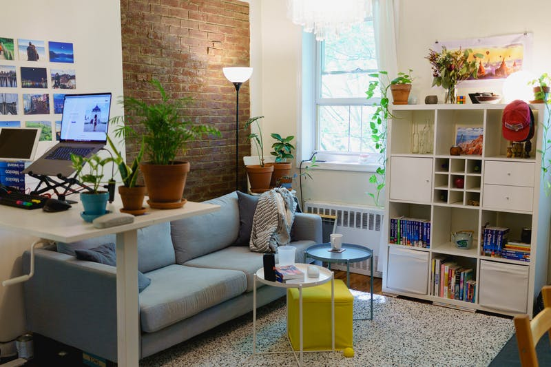 How To Create A Shared Home Office Space For Two