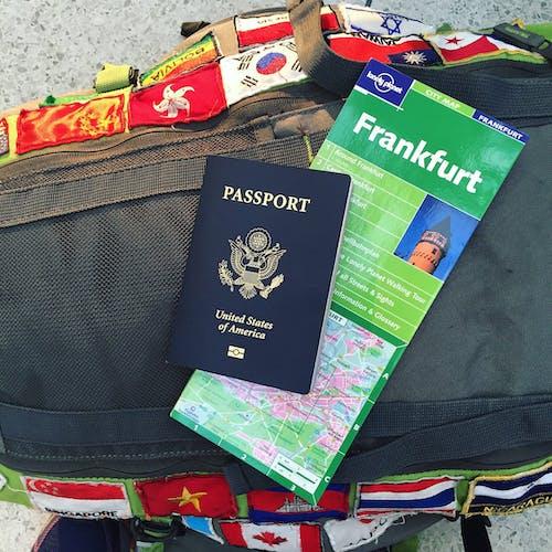 Frankfurt haritalı ABD Pasaportu, Hong Kong paralı ABD Pasaportu, İsrail'den paralı ABD Pasaportu