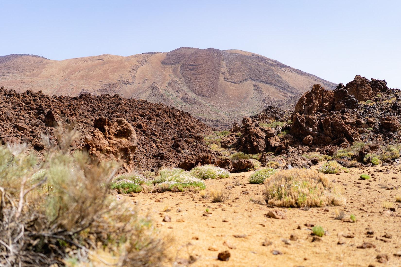 Hike in Tenerife