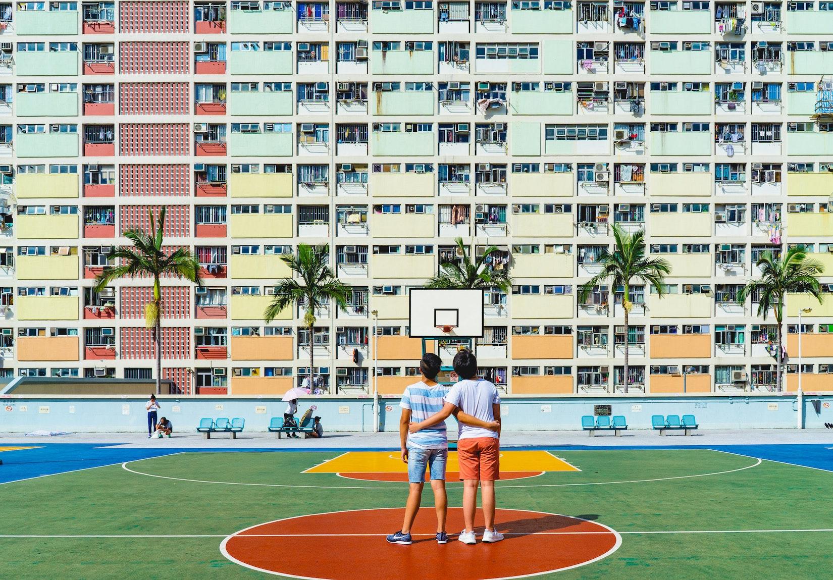 Choi Hung Estates Hong Kong