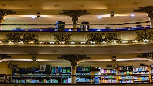 Buenos Aires'te Kütüphane
