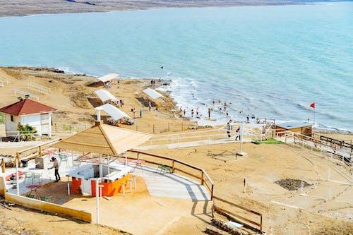 İsrail'deki Ölü Deniz'de tatil köyü