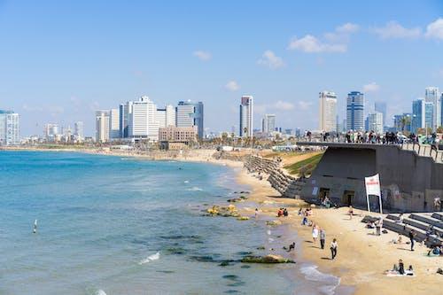Tel Aviv plajı