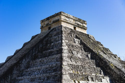 Meksika'da Piramit