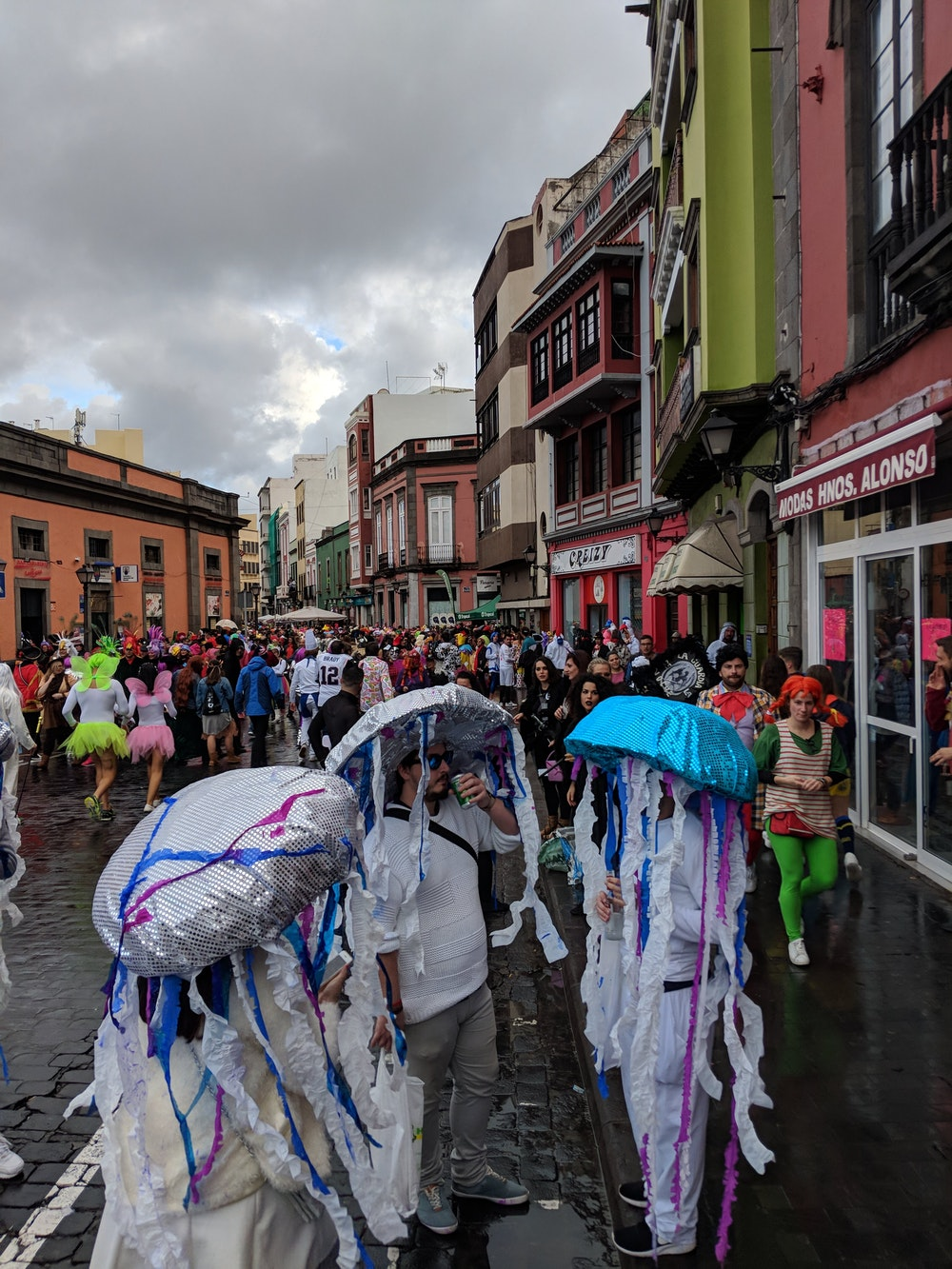 Carnival in Gran Canaria