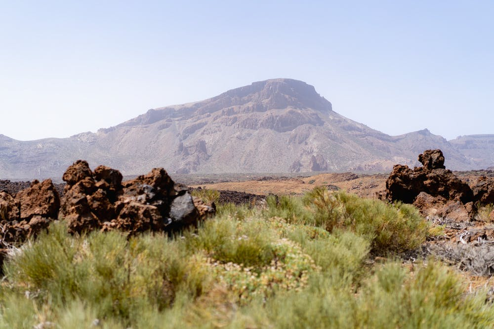 Have you ever wanted a chance to visit the Moon? We got one sooner than we ever thought we would, at El Teide National Park in Tenerife. We saw lava rocks up close as we hiked above the clouds.